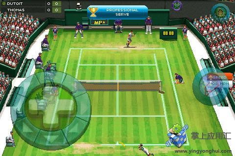 温布尔登网球公开赛2009截图3