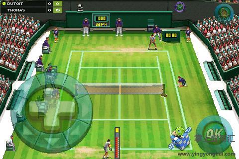 温布尔登网球公开赛2009截图4