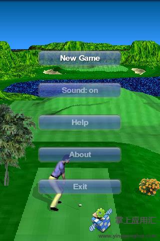三洞高尔夫