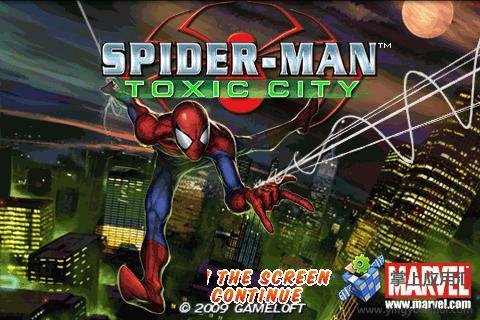 蜘蛛侠 剧毒之城截图0