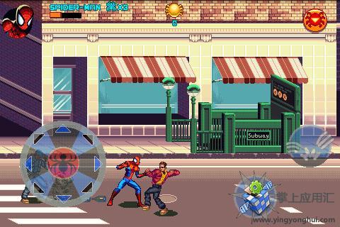 蜘蛛侠 剧毒之城截图3