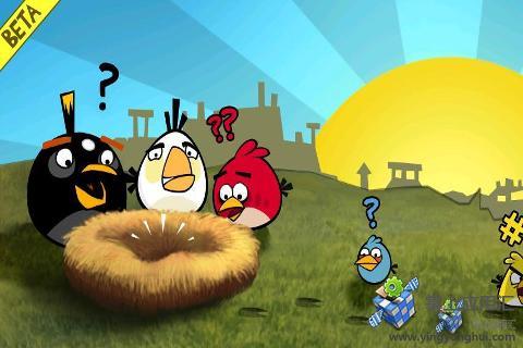 愤怒的小鸟试玩版截图3