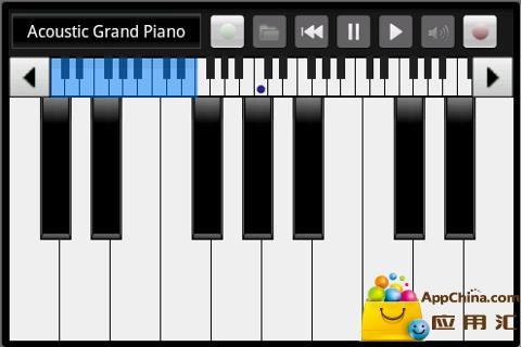 Real Piano - 钢琴- Google Play Android 應用程式