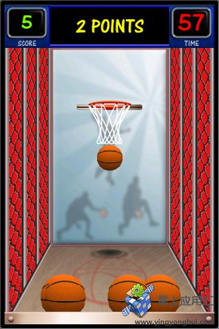 玩免費體育競技APP 下載投篮机 app不用錢 硬是要APP