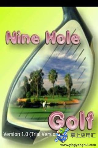 3D三维高尔夫游戏
