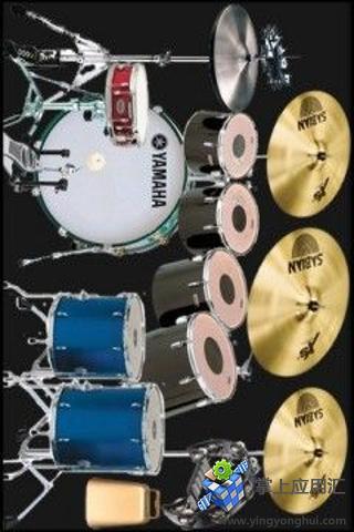 免費音樂App|虚拟架子鼓|阿達玩APP