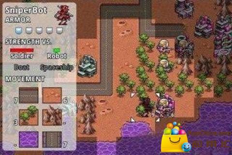 火星之战试玩版截图1