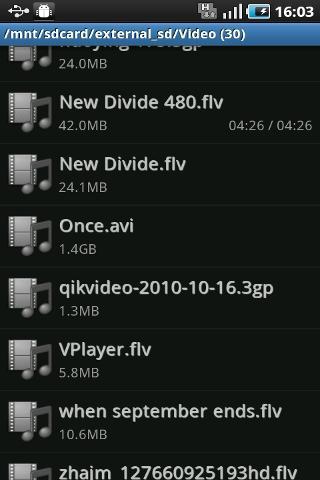 玩免費媒體與影片APP|下載VPlayer Beta app不用錢|硬是要APP