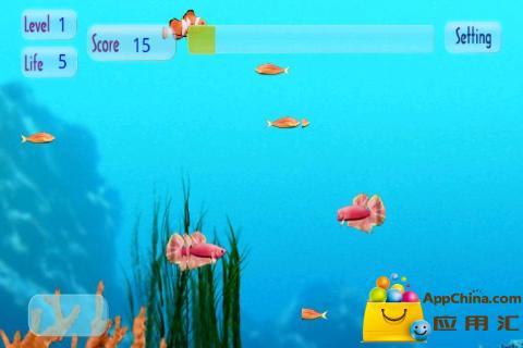 玩益智App|鱼儿向前冲免費|APP試玩