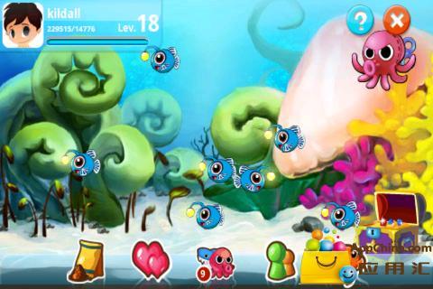 玩模擬App|鱼鱼世界免費|APP試玩