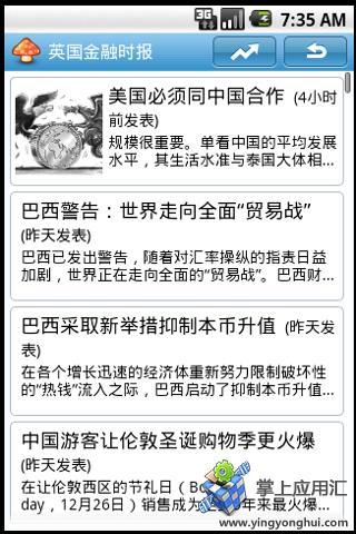 蘑菇财经 財經 App-愛順發玩APP