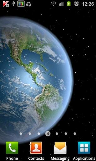 地球HD动态壁纸