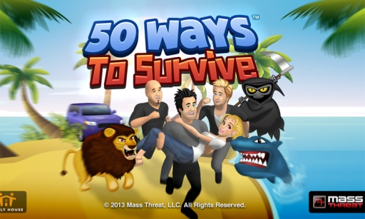五十种生存方式