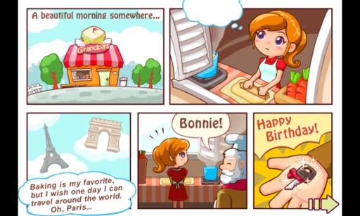 邦妮的早午餐 Bonnie's 益智 App-愛順發玩APP
