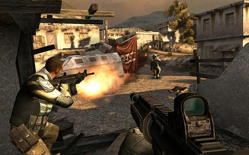 现代战争3:堕落国度截图3