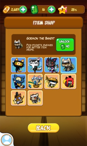 忍者猫咪截图3