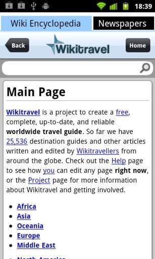 维基百科全书Pro