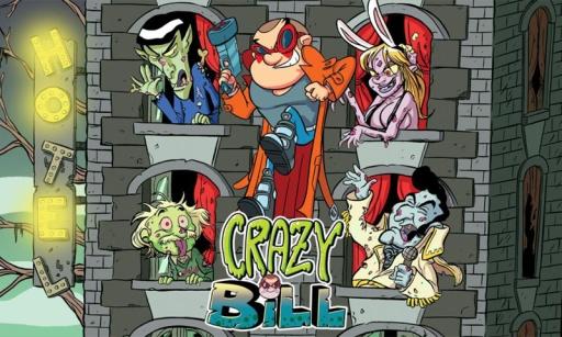 疯狂的比尔:僵尸大酒店
