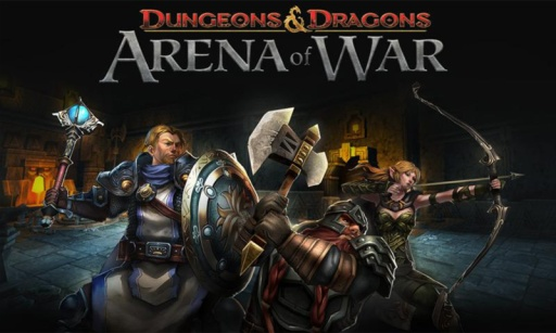 龙与地下城:竞技场之战