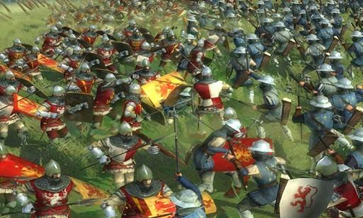 伟大战役:中世纪tegra版截图3