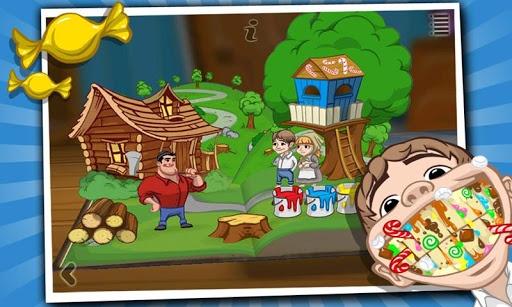 格林童话之糖果屋中文版截图1