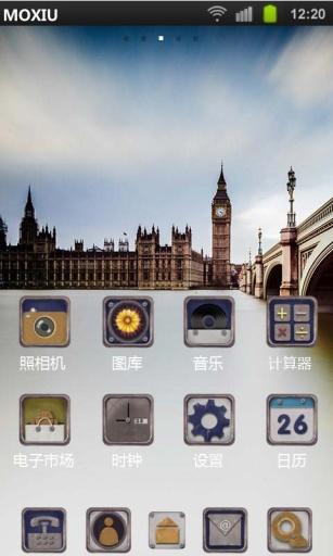 玩工具App|大笨钟伦敦桥魔秀桌面主题(壁纸美化软件)免費|APP試玩