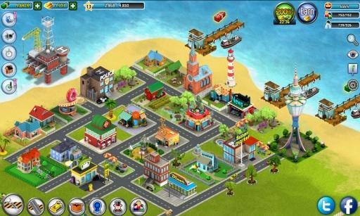 城市岛屿 高级版