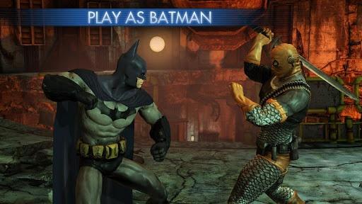 蝙蝠侠:阿甘之城tegra版