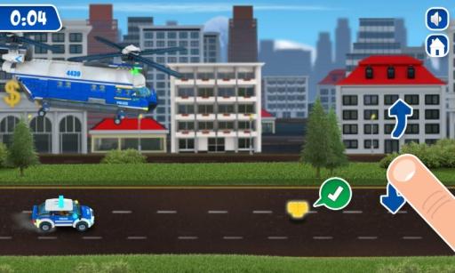 乐高城市之执勤警车截图1
