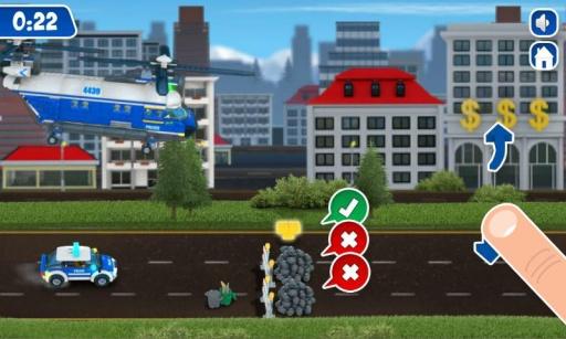 乐高城市之执勤警车截图2