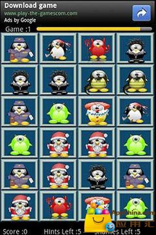 企鹅连连看(中文版)