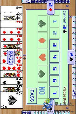 玩免費棋類遊戲APP|下載经典之作迷你桥牌 app不用錢|硬是要APP