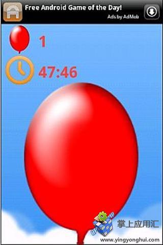 玩免費益智APP|下載创意吹气球 app不用錢|硬是要APP