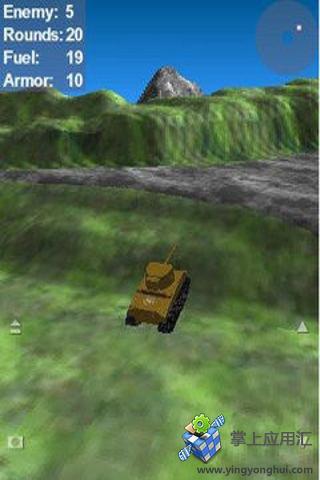 坦克游击队1944 射擊 App-愛順發玩APP