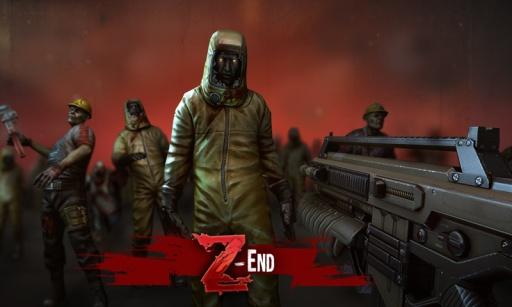 僵尸浩劫:世界大战截图0