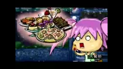 搞笑动画超扯童话血多之卖火柴的小女孩