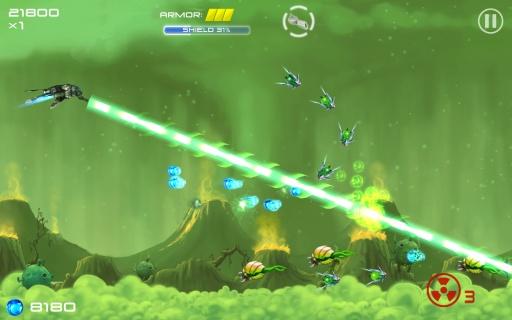 玩射擊App|外星战机免費|APP試玩