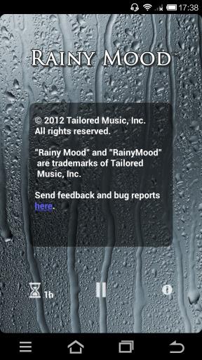 雨天心情截图4