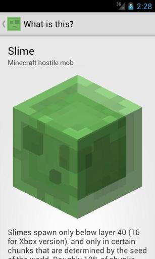 Slime Finder for Minecraft截图4