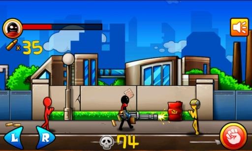 玩動作App|超级火柴人大战免費|APP試玩