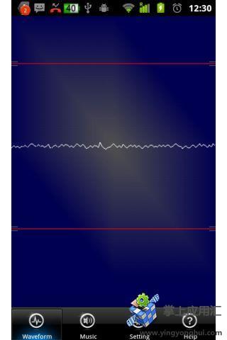 地震警报器截图0