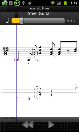 吉他演奏家截图2
