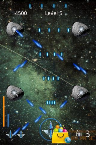 太空战机截图1