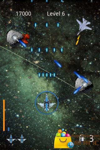 太空战机截图2