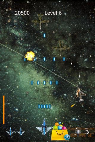 太空战机截图3