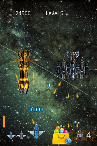 太空战机截图4