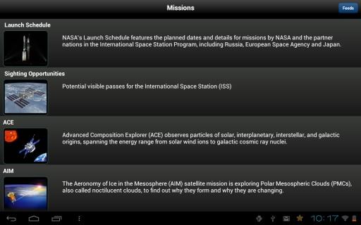 美国航空航天局截图1