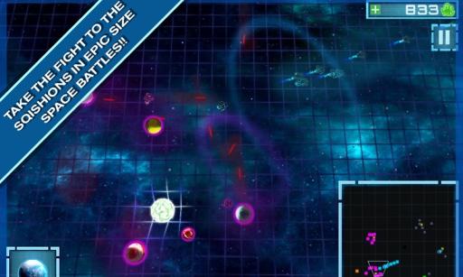 相对空间战:零点截图2