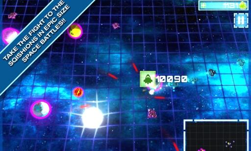相对空间战:零点截图3