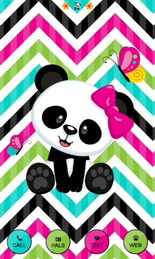 GO主题-超级可爱小熊猫